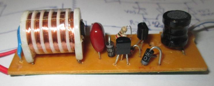 Как сделать электроподжиг своими руками