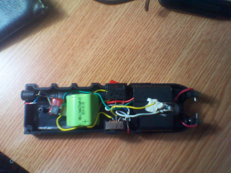 Схема 704 электрошокера
