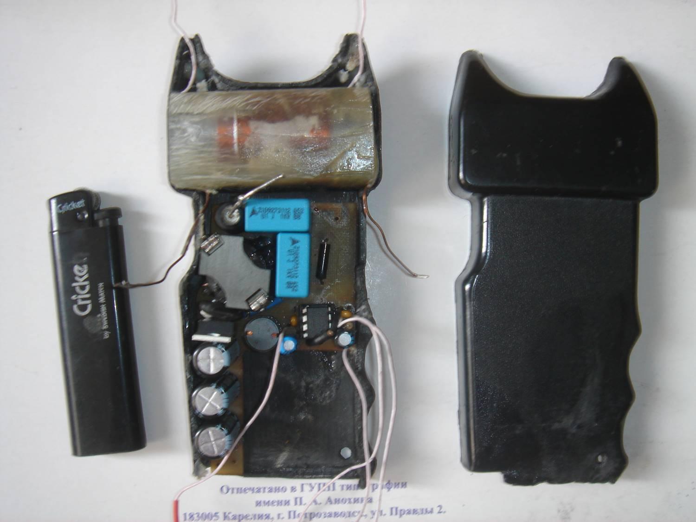 Как сделать зарядник для электрошокера - Oralimplantology.ru