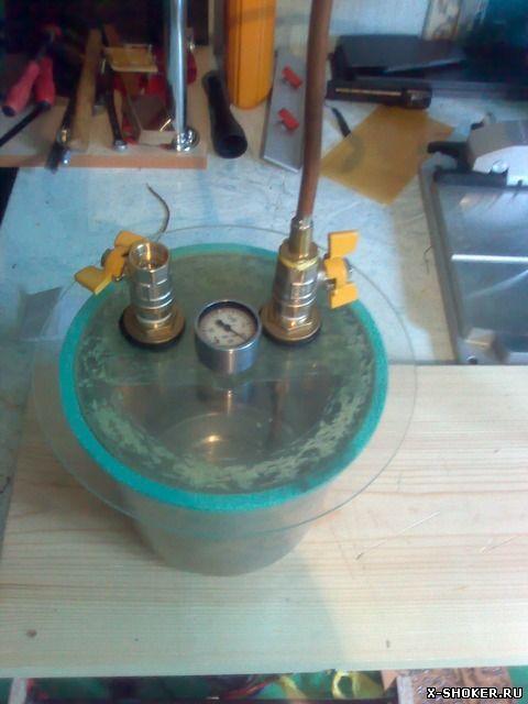 Оформление диВакуумные сушильные камеры своими руками